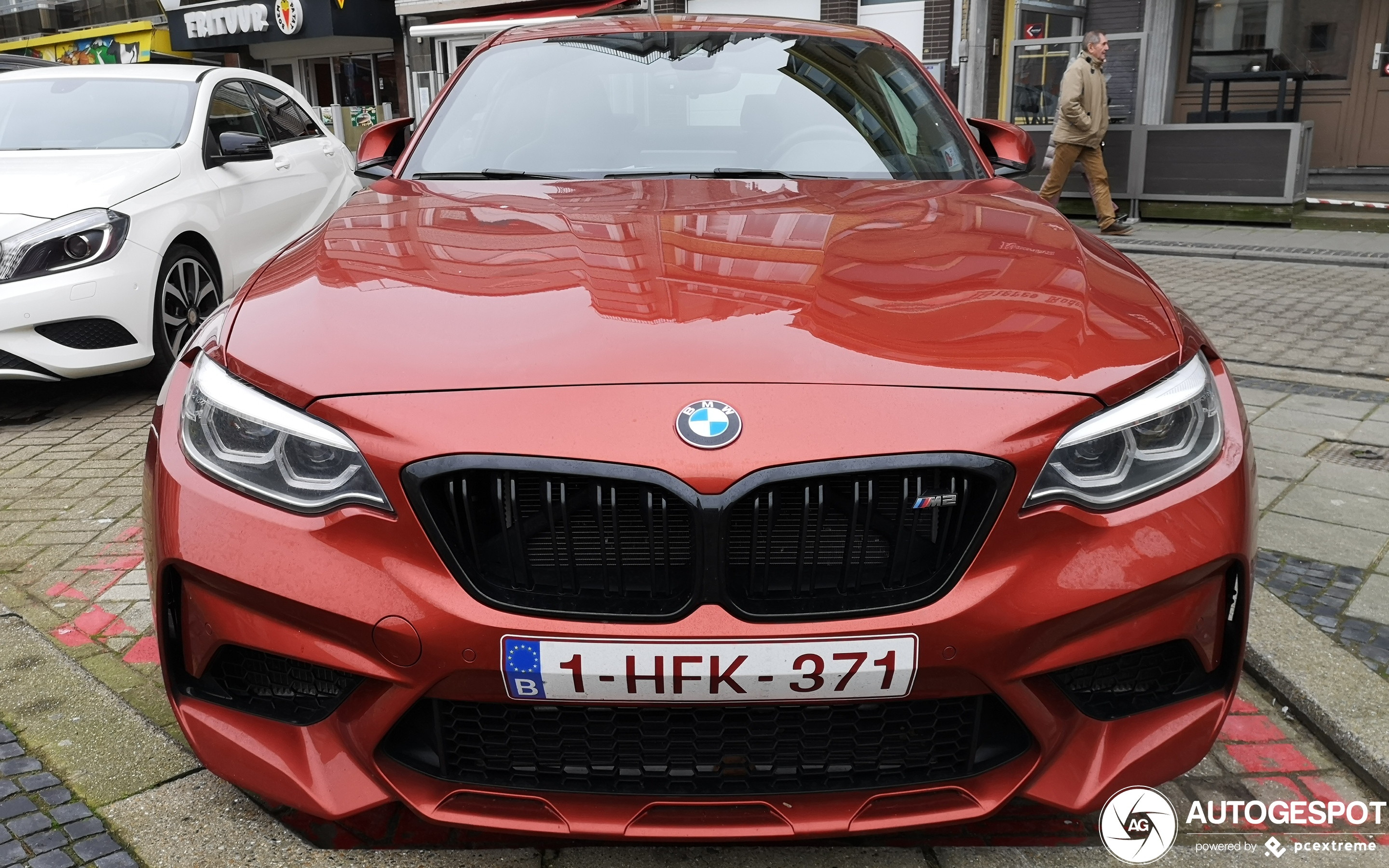 Bmw M2 Coupe F87 2018 Competition 26 January 2020 Autogespot