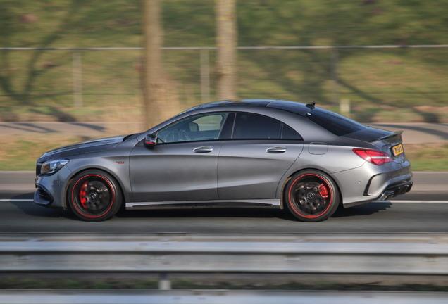 Mercedes-AMG CLA 45 C117 2017 Edition 1