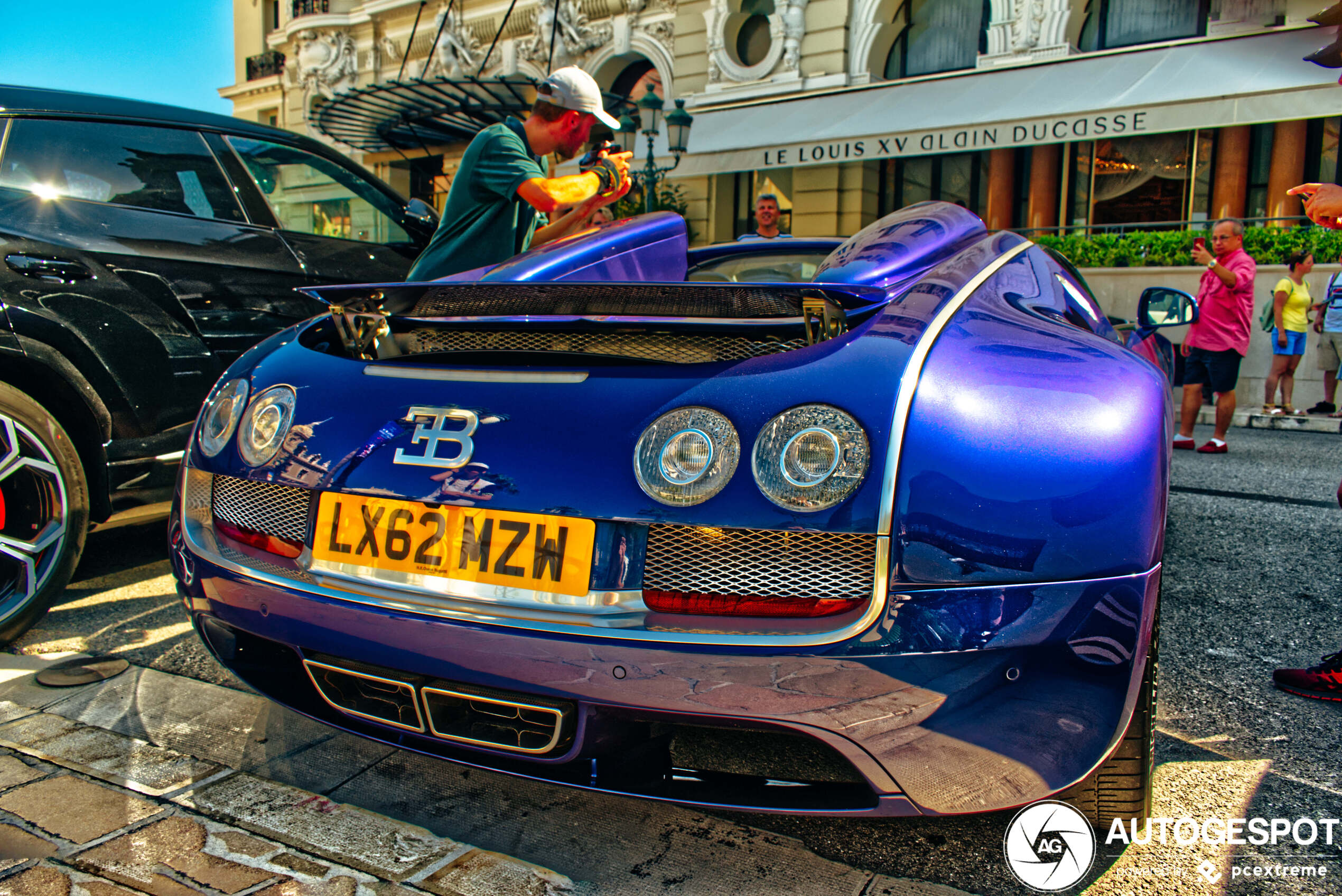 Bugatti Veyron 16.4 Grand Sport Vitesse - 27 January 2020 ...