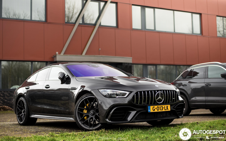 Mercedes-AMG GT 63 S X290