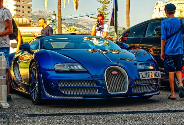 BugattiVeyron 16.4 Grand Sport Vitesse