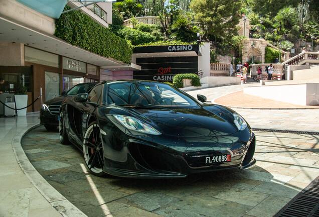 McLaren 12C Gemballa GT