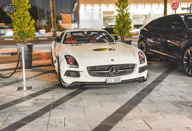 Mercedes-Benz Domanig SLS AMG Black Series