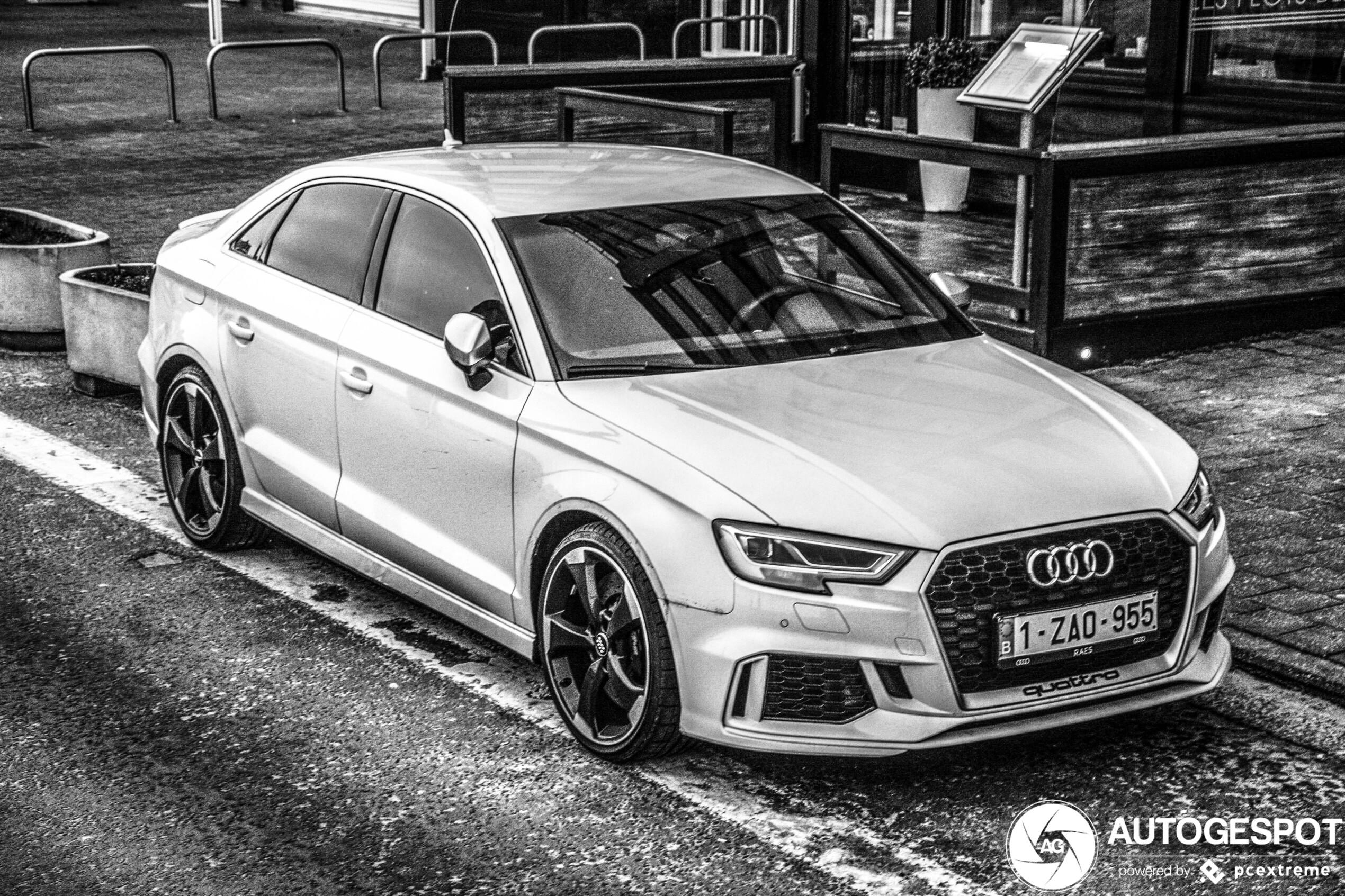 Audi Rs3 Sedan 8v 28 January 2020 Autogespot