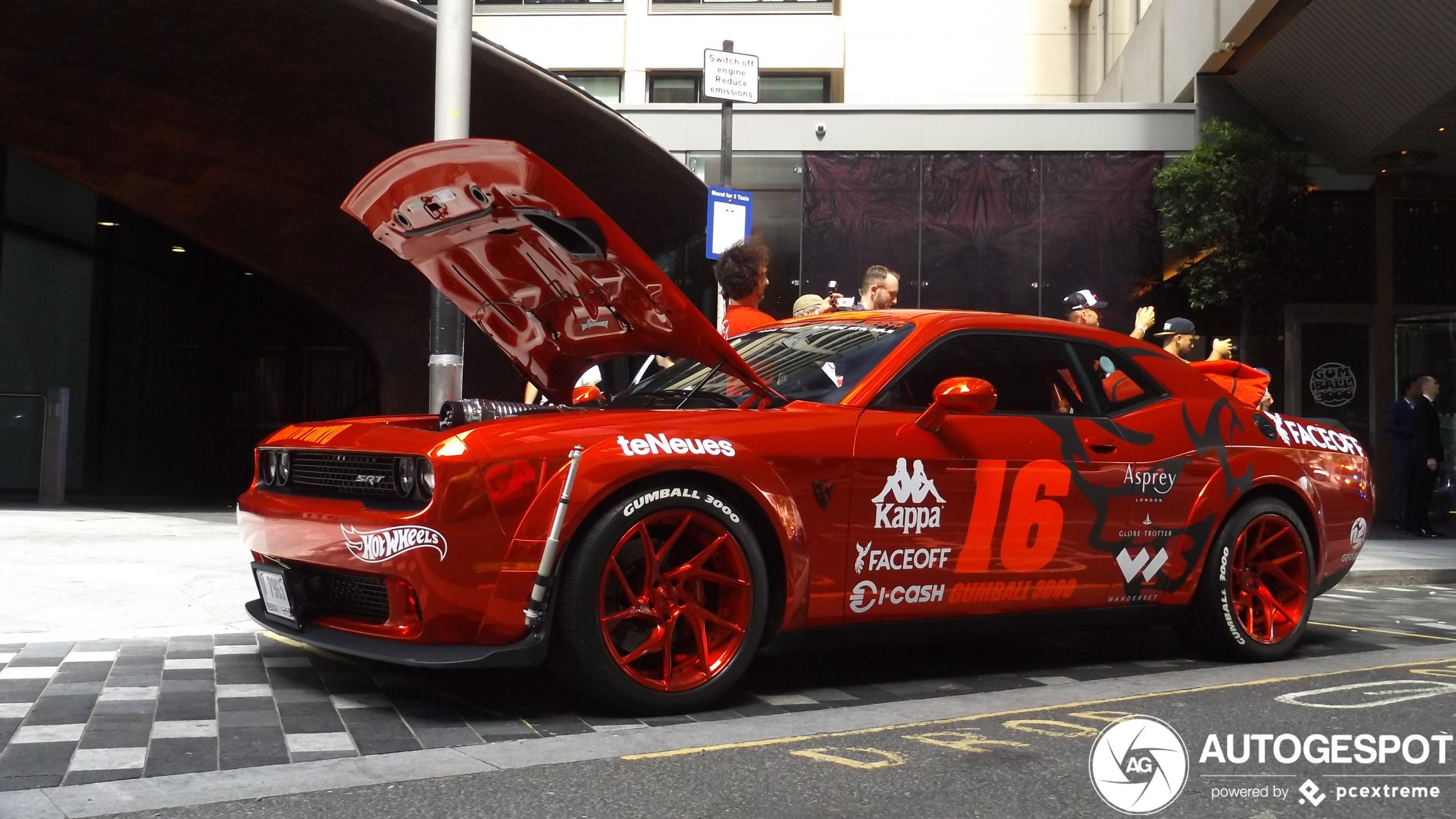 2020 Dodge Hellcat Demon Srt 10lilian