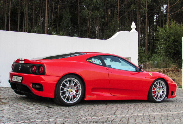 FerrariChallenge Stradale