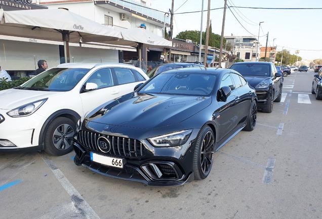 Mercedes-AMGBrabus GT B40S-800 X290