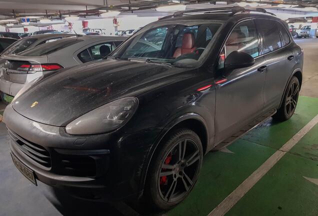 Porsche 958 Cayenne GTS MkII