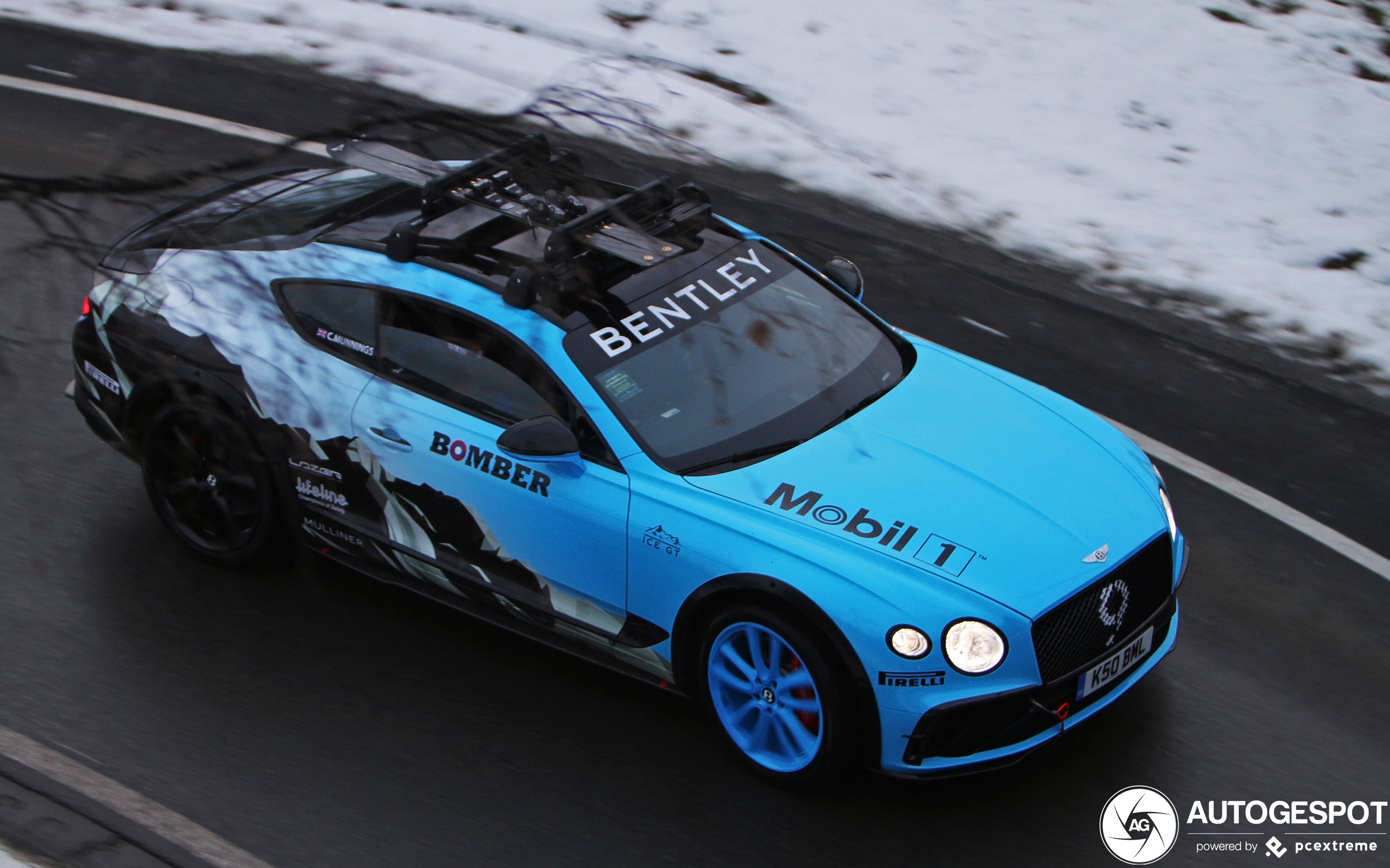 Bentley Continental GT GP Ice