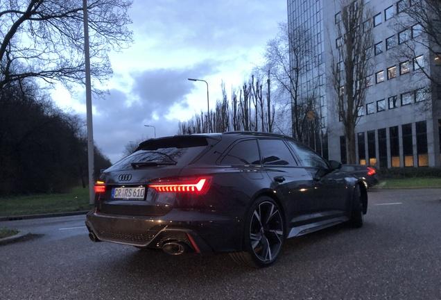 Audi RS6 Avant C8