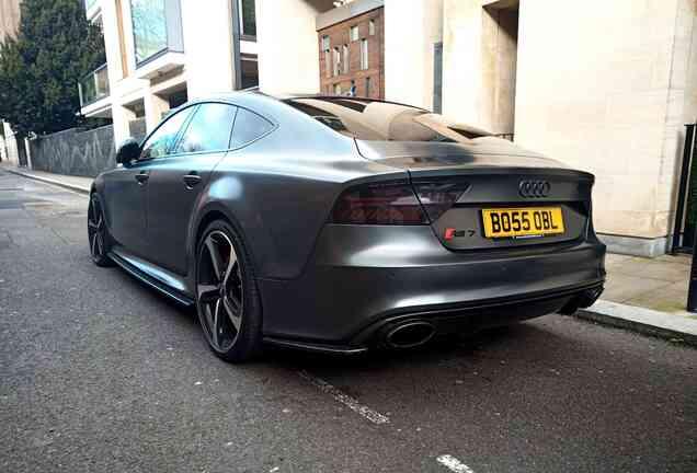 Audi RS7 Sportback 2015 Maxton Design