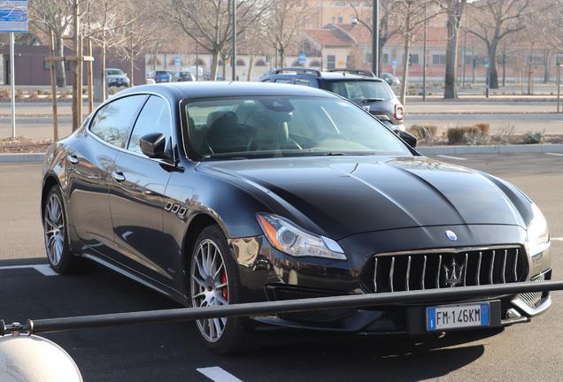 Maserati Quattroporte Diesel GranSport