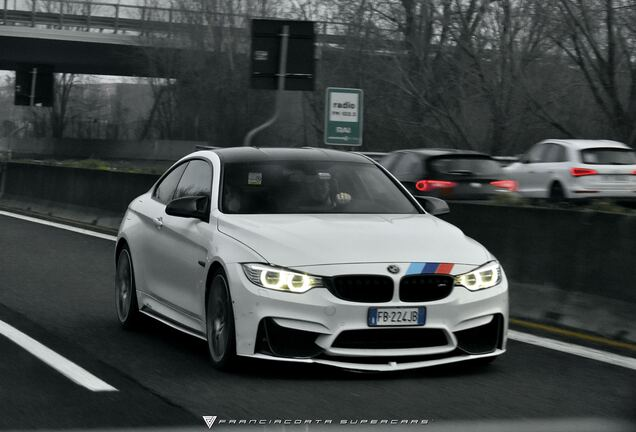 BMW M4 F82 Coupé Tour Auto Edition