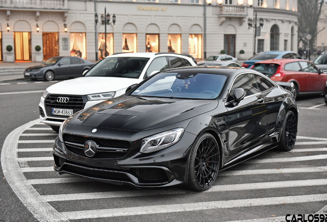 Mercedes-Benz Prior-Design 75SC Wide-Body