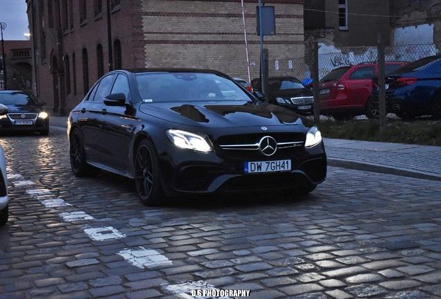 Mercedes-AMG E 63 W213