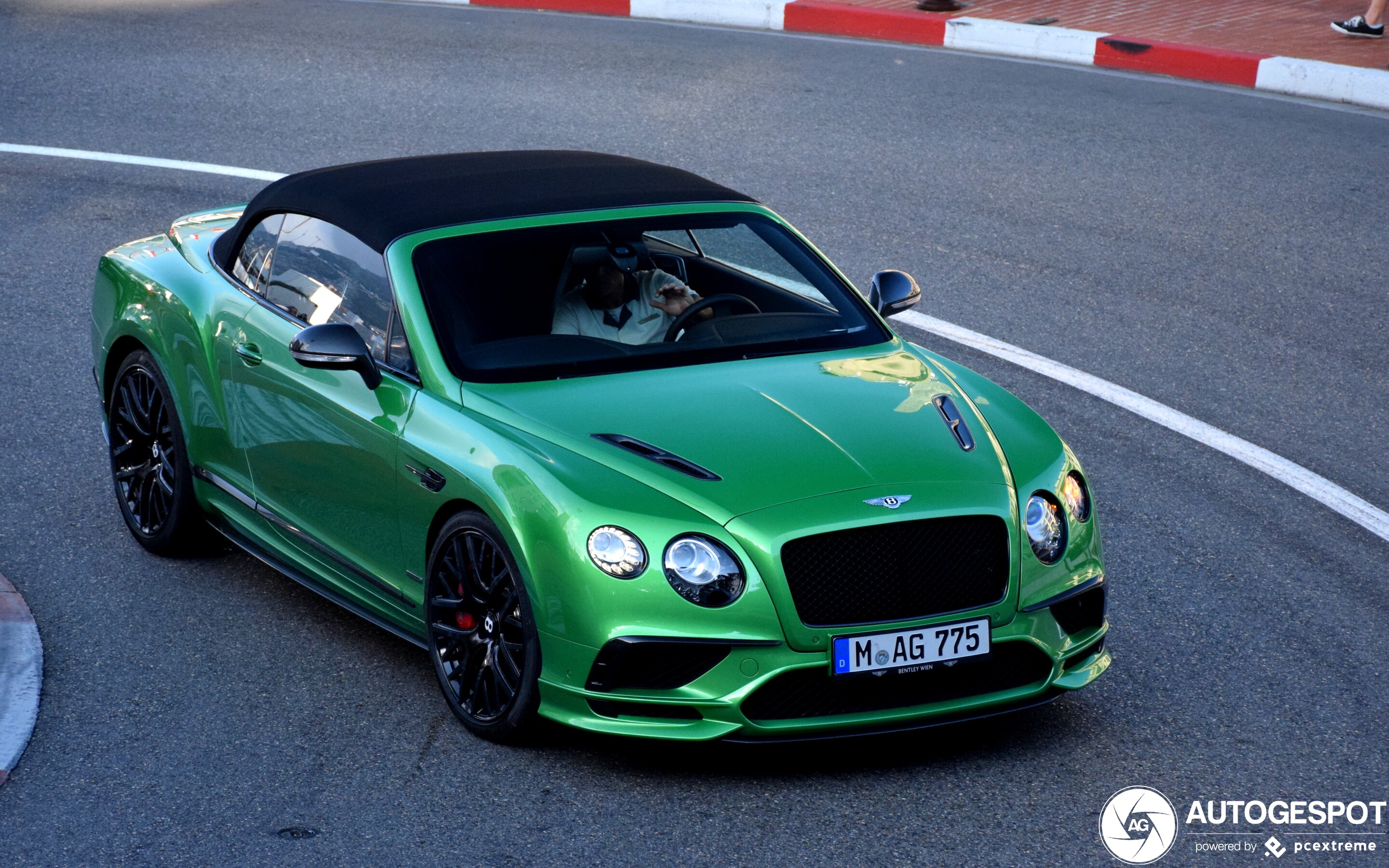 Bentley Continental Supersports Convertible 2018