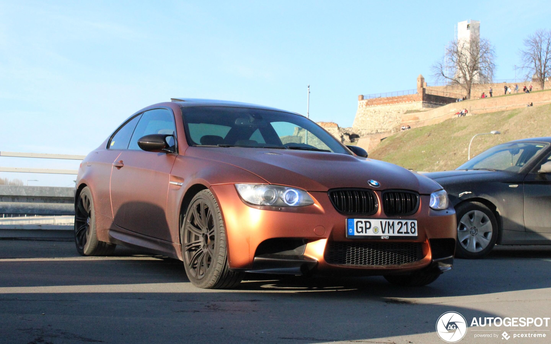 BMW M3 E92 Coupé - 5 February 2020 - Autogespot