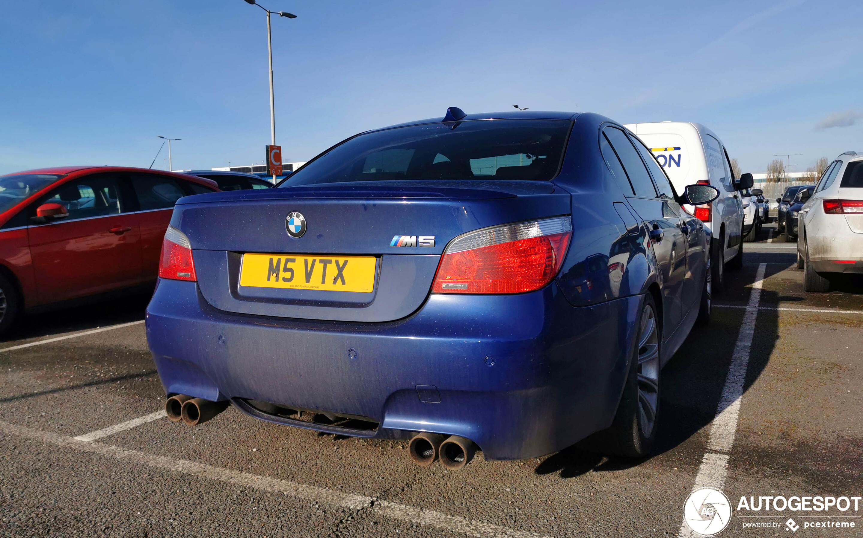 Bmw M5 E60 2005 5 February 2020 Autogespot