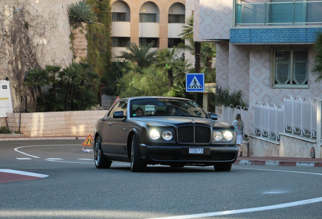 Bentley Brooklands 2008