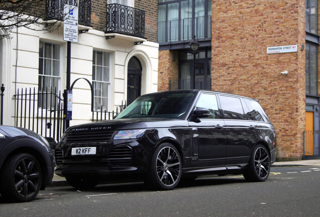 Land Rover Overfinch Range Rover L405 2018