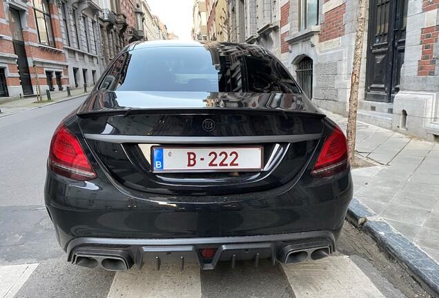 Mercedes-AMG Brabus C B40-600 W205 2018