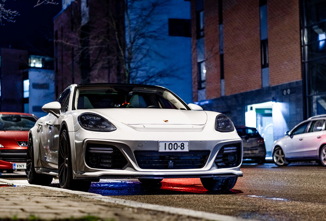 Porsche 971 Panamera Turbo S E-Hybrid TechArt GrandGT