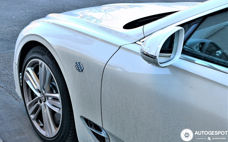 Bentley Continental GTC 2019 Bavaria Edition