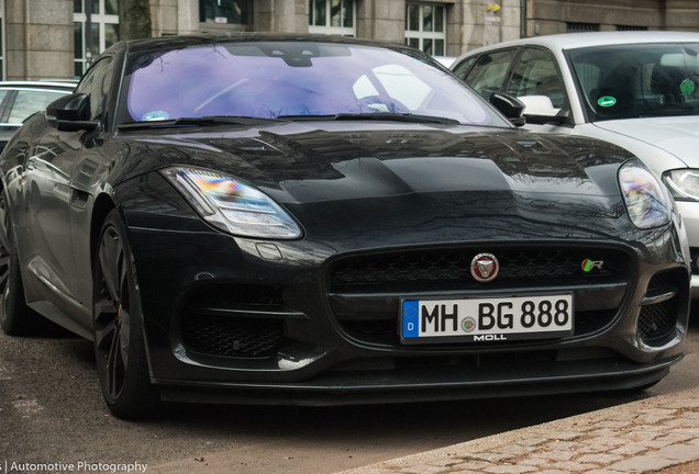 Jaguar F-TYPE R Coupé 2017