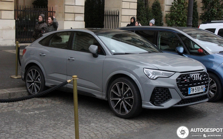 Audi Rs Q3 Sportback 2020 9 February 2020 Autogespot