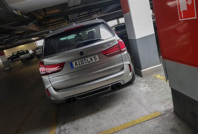 BMW X5 M F85 Nerpel Individual