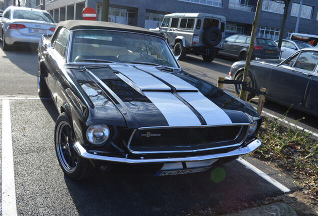 Ford Mustang Shelby G.T. 500 Cabriolet