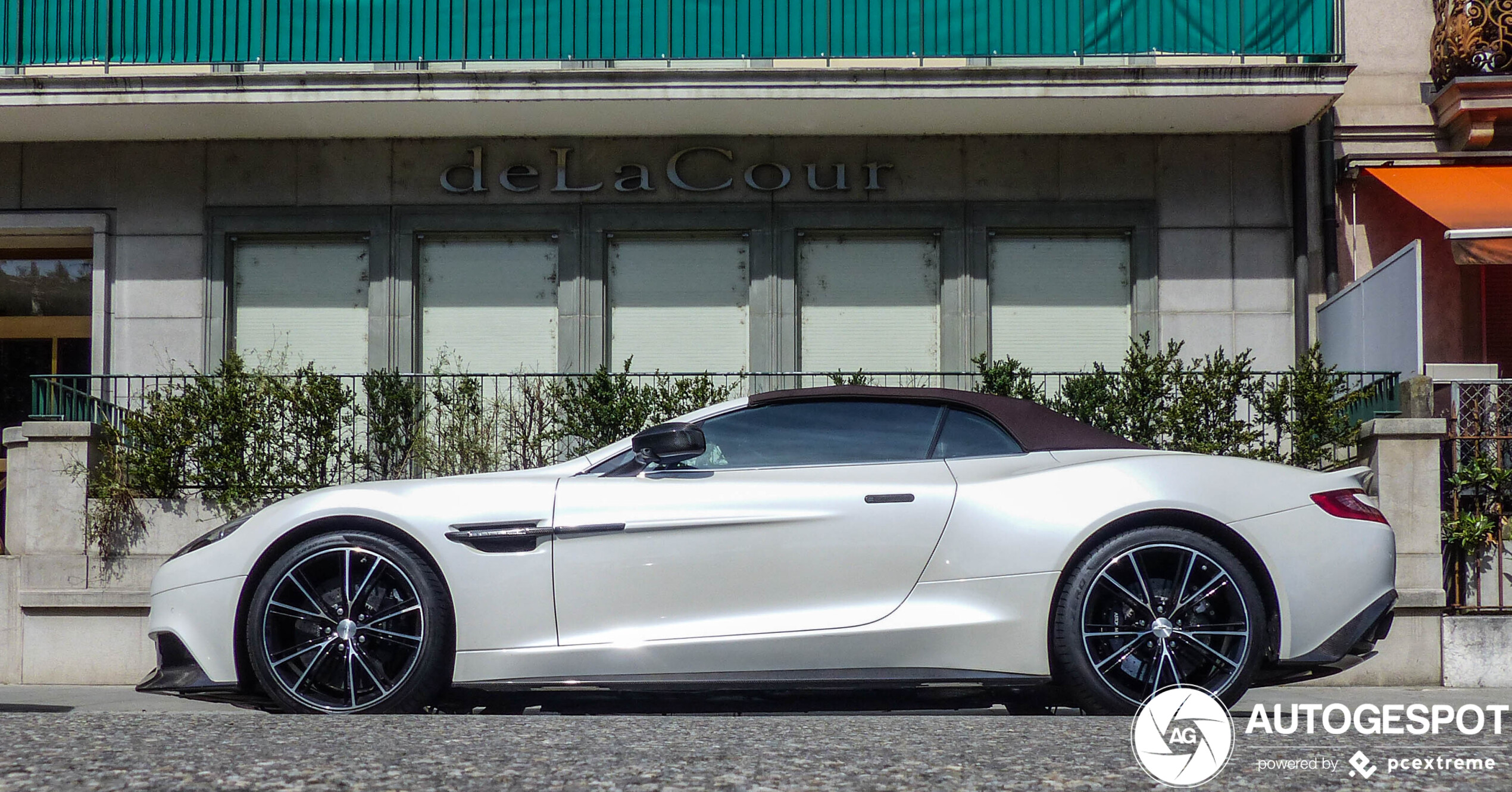 Aston Martin Vanquish Volante 10 February 2020 Autogespot