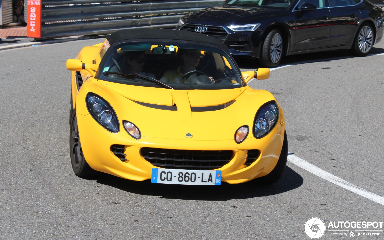 Lotus Elise S2 S