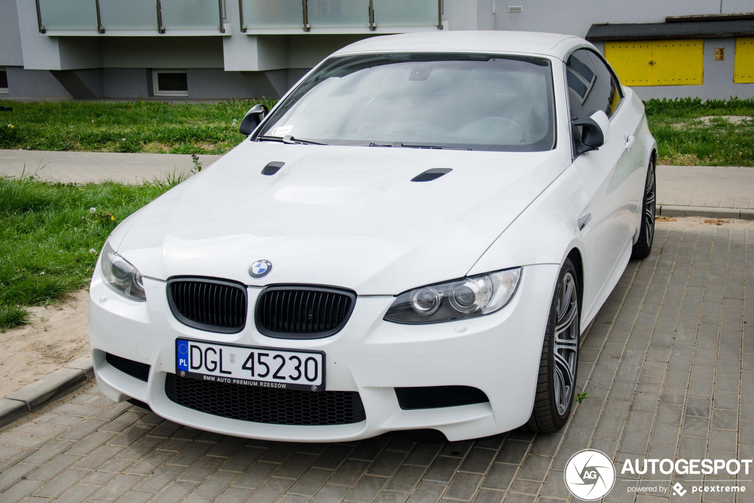 BMW M3 E93 Cabriolet - 12 februari 2020 - Autogespot