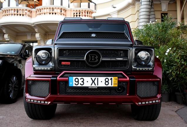 Mercedes-AMG Brabus G 900 Widestar One Of Ten