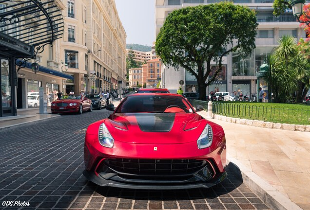 Ferrari F12berlinetta Duke Dynamics