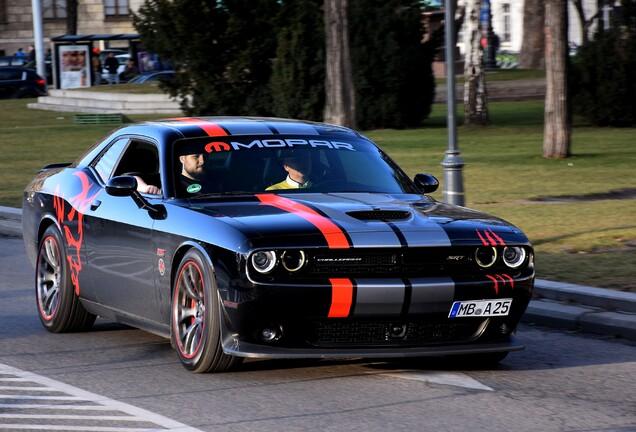 Dodge Challenger SRT Hellcat Hennessey HPE850