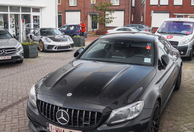 Mercedes-AMG C 63 Coupé C205 2018