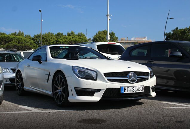 Mercedes-Benz SL 63 AMG R231 2LOOK Edition