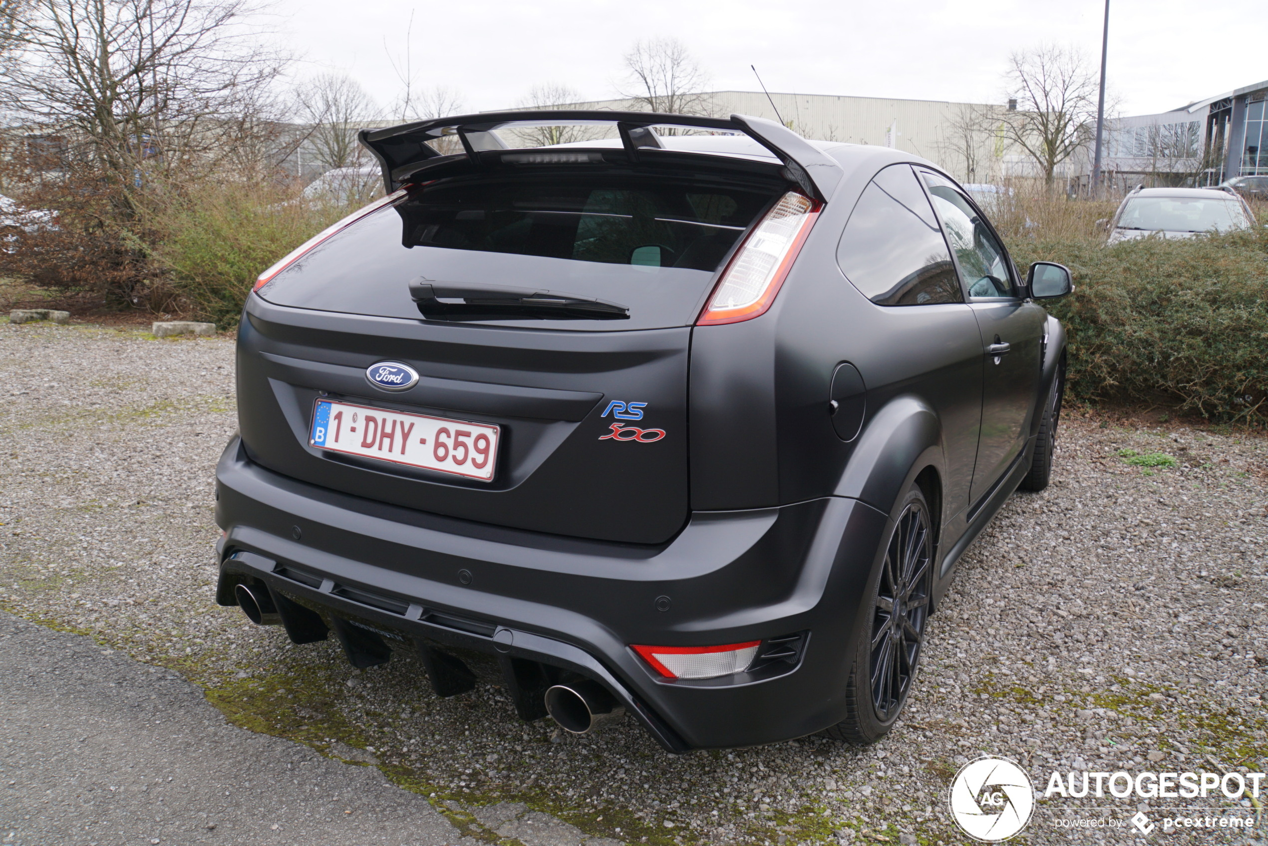 Ford Focus RS 500 - 15 February 2020 - Autogespot