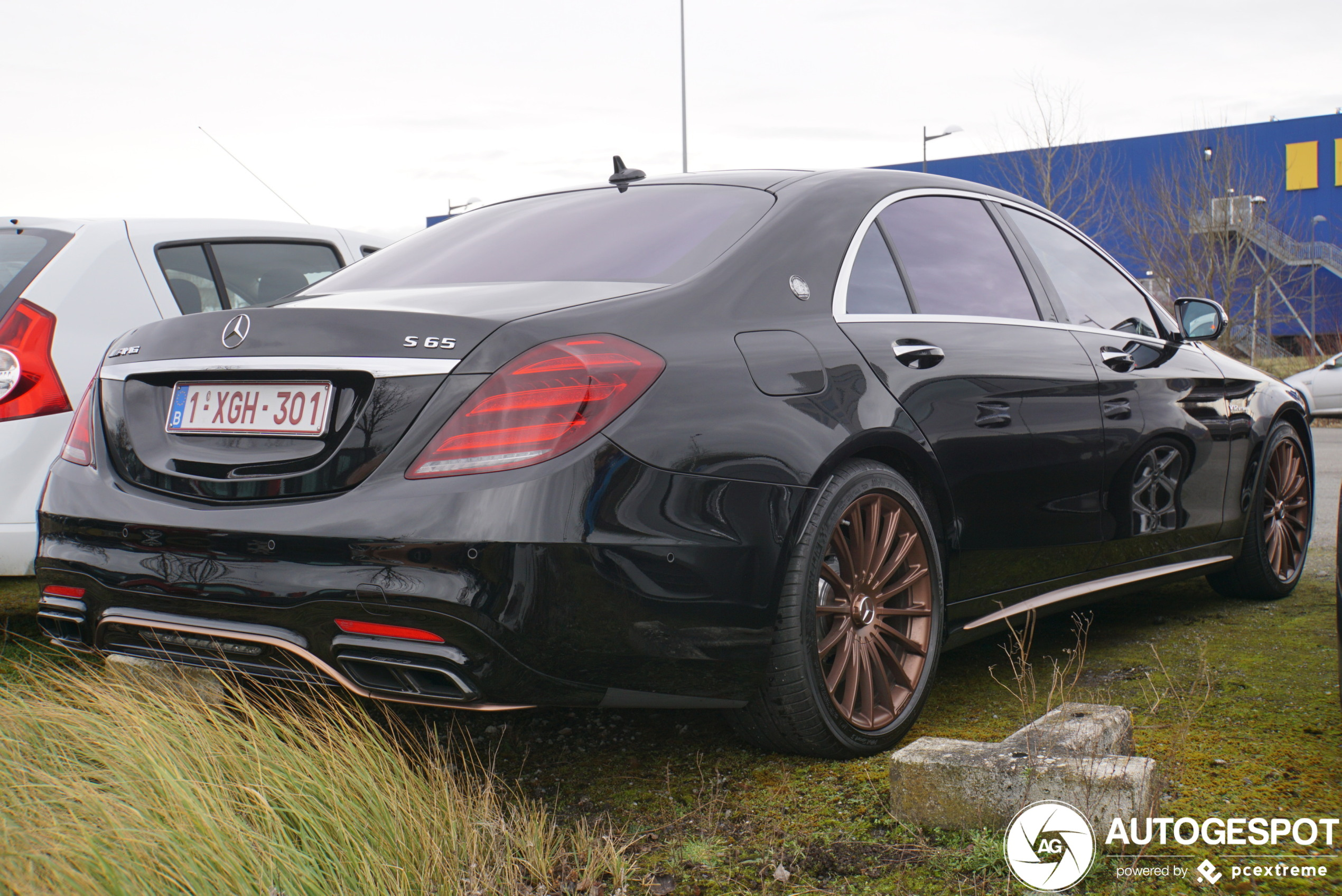 Geniet van deze Mercedes-AMG S 65 Final Edition
