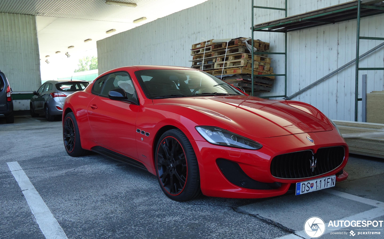 2020 Maserati Granturismo Ratings