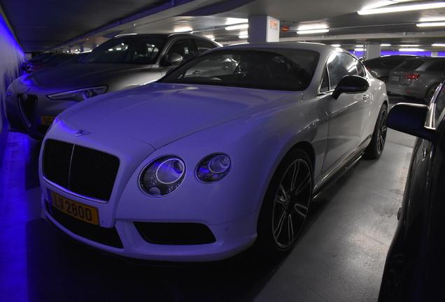Bentley Continental GT V8 S