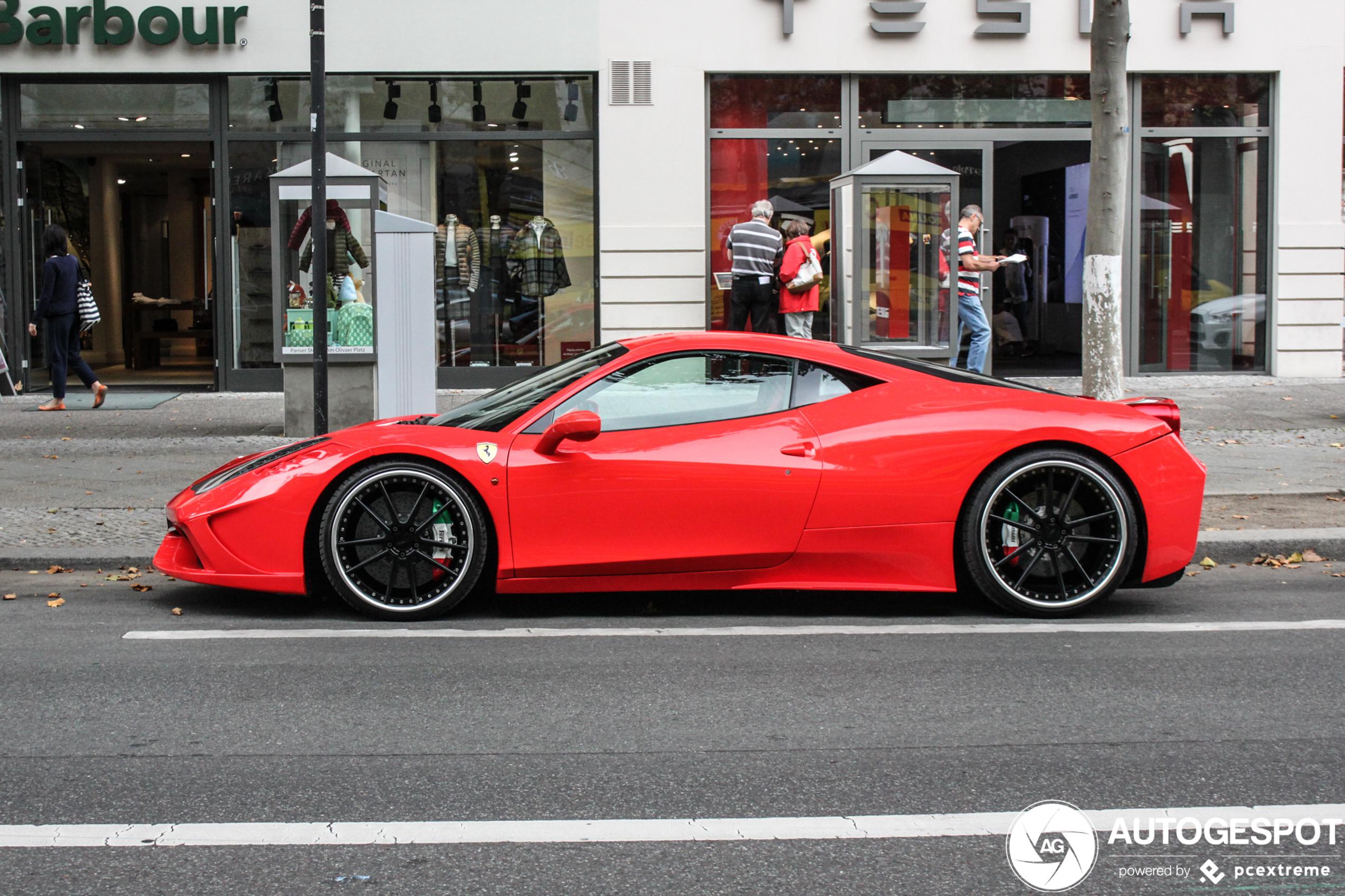 Ferrari 458 Italia 16 Februar 2020 Autogespot