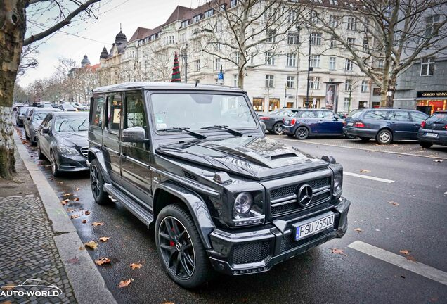 Mercedes-AMG Brabus G 63 2016 Exclusive Edition