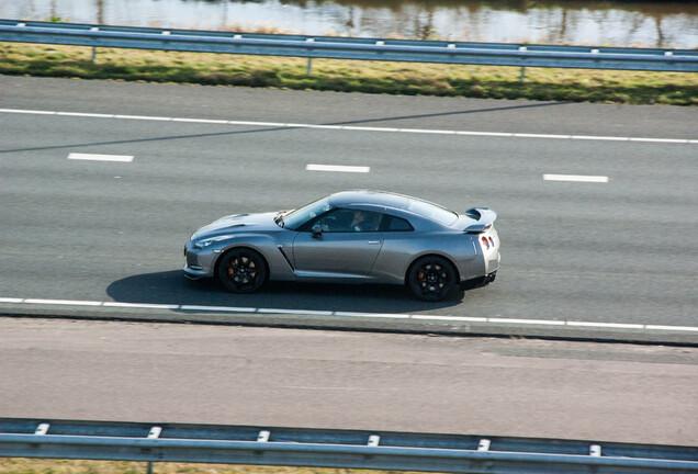 Nissan GT-R Severn Valley Motorsport 800R