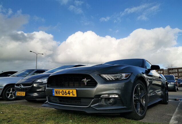 Ford Mustang GT California Special 2016