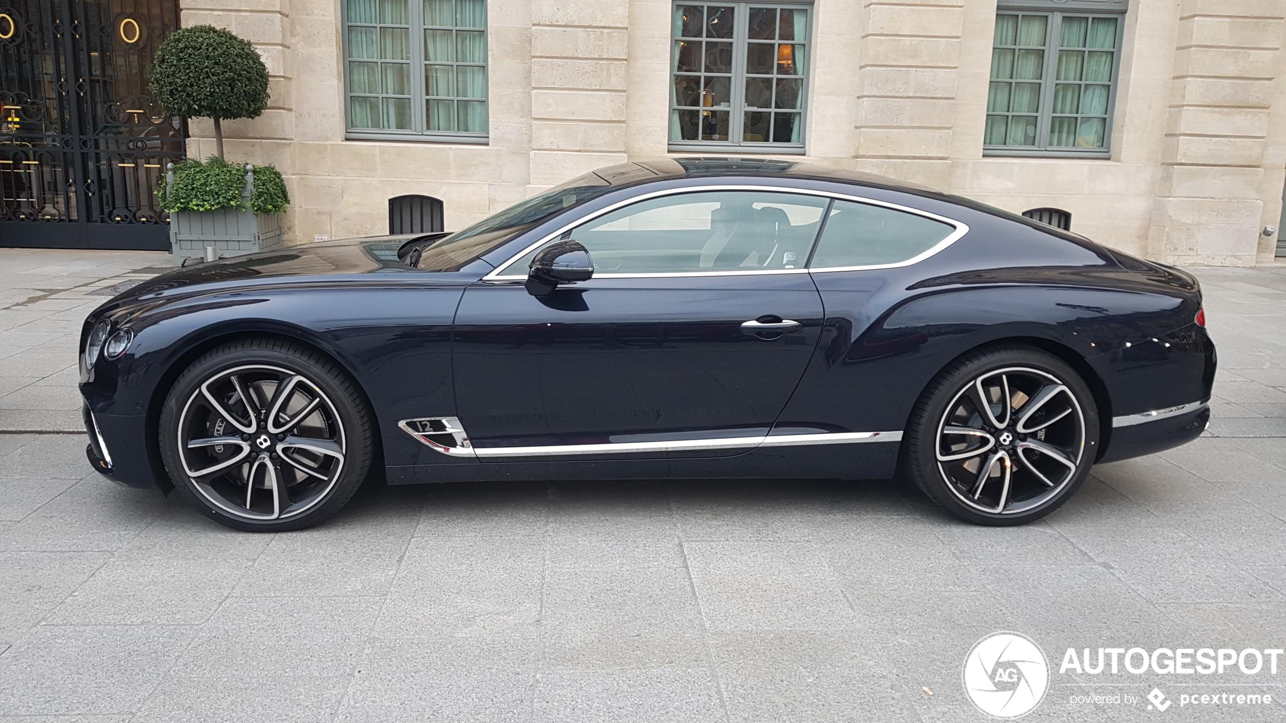 Bentley Continental Gt 2018 20 February 2020 Autogespot