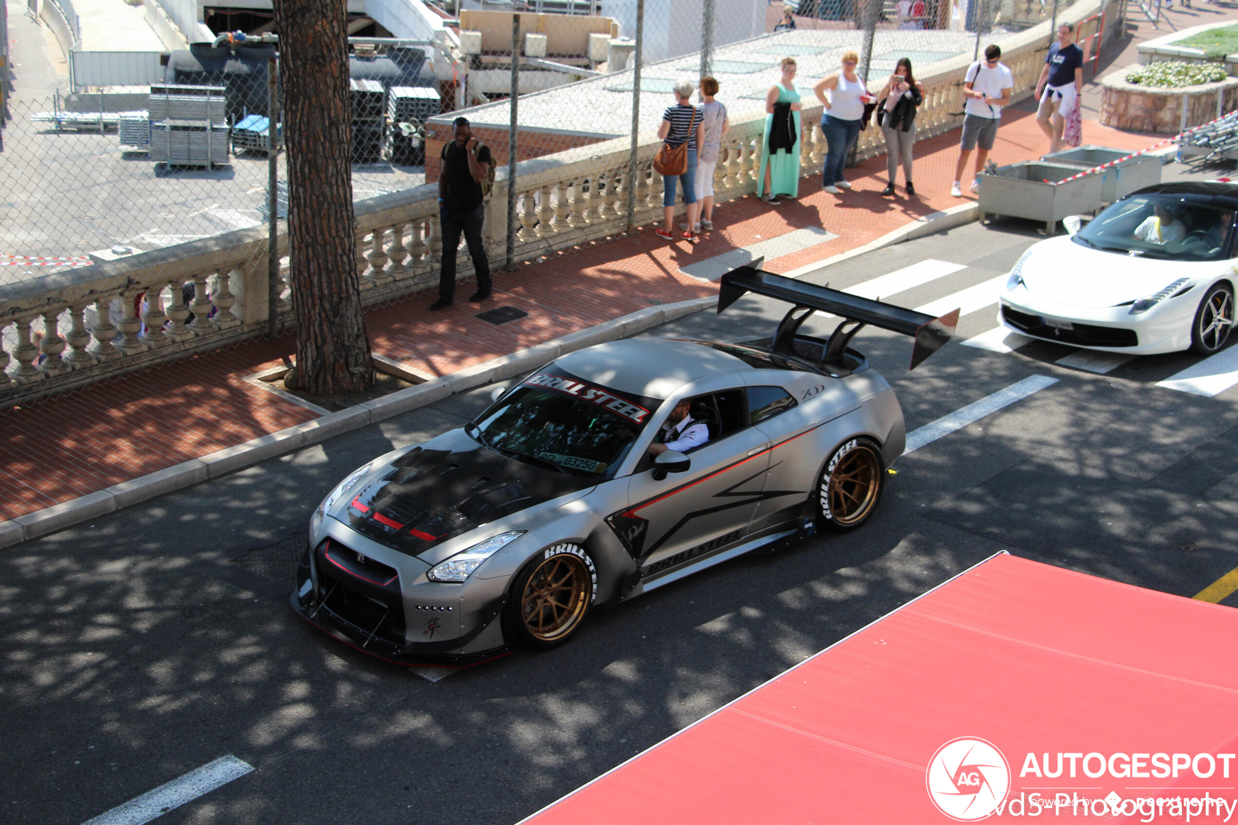 How Much horsepower would you like with that GT-R. How about 1750?