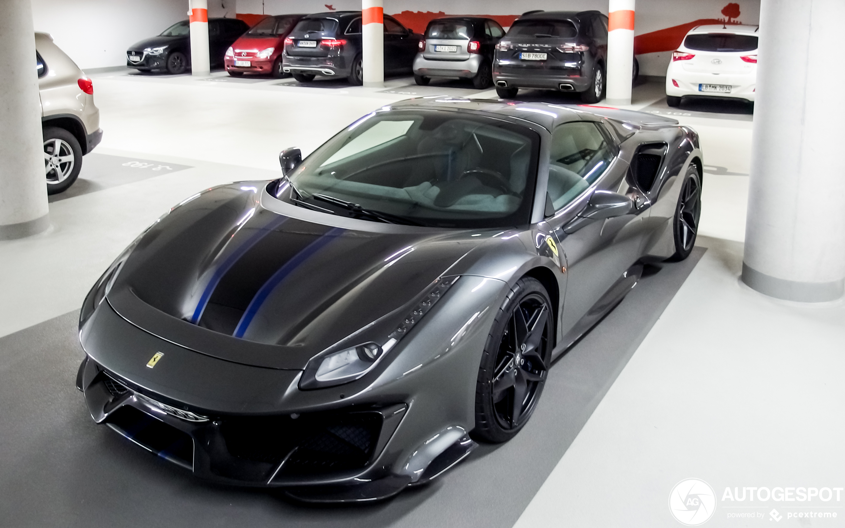 Ferrari 488 Pista Spider 20 February 2020 Autogespot